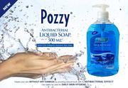 Жидкое мыло Pozzy турецкого производителя Гулсах Козметик